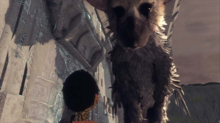 the last guardian trico screenshot