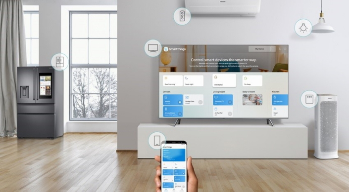 samsung smartthings hub app