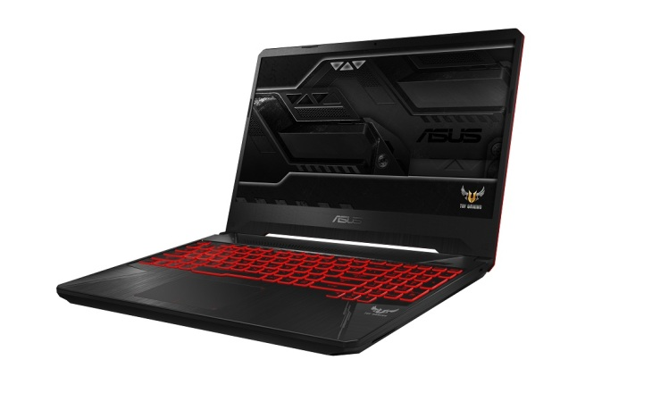 tuf gaming laptop fx505