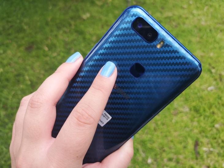 energizer p600s smartphone fingerprint sensor