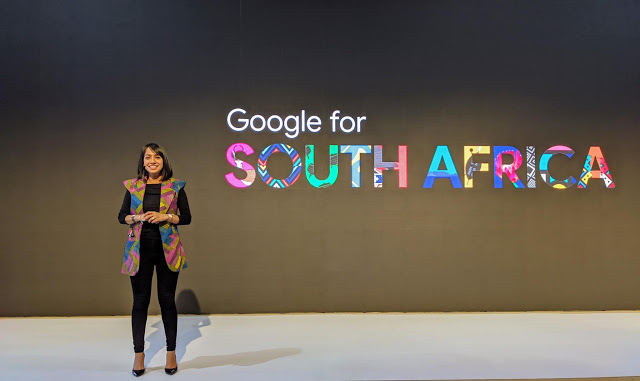 google for south africa