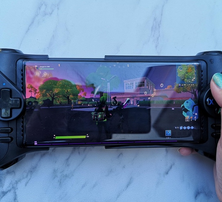 samsung glap controller playing fortnite note 10