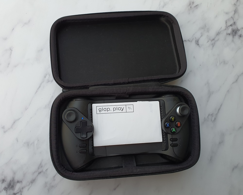 samung glap controller carry case