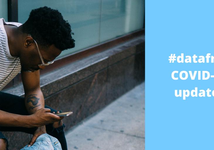 #datafree COVID-19 updates
