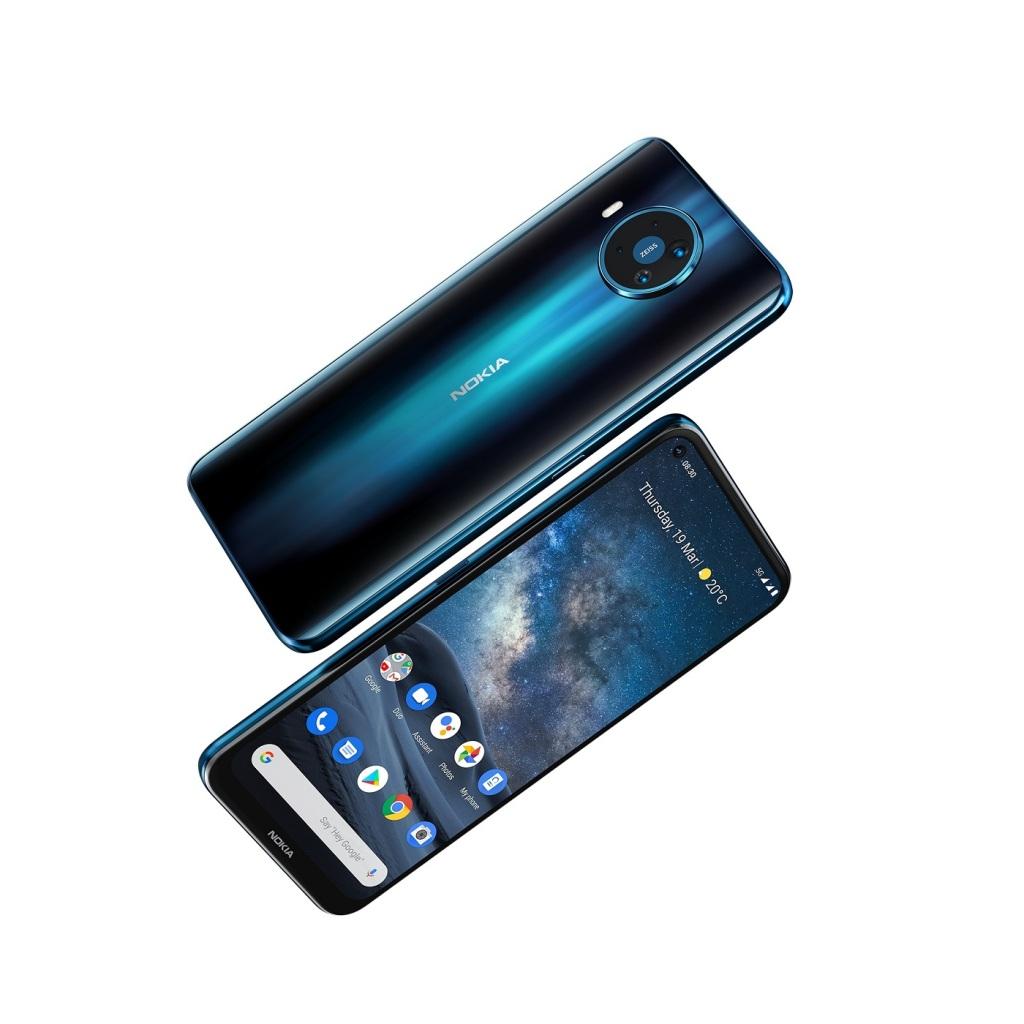 Nokia 8.3 5G smartphone